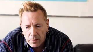 John Lydon - Why Record Store Day Matters
