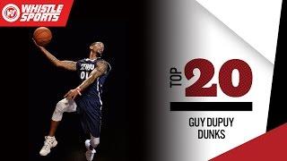 BEST Dunker in the World | Guy Dupuy Dunks Compilation Video