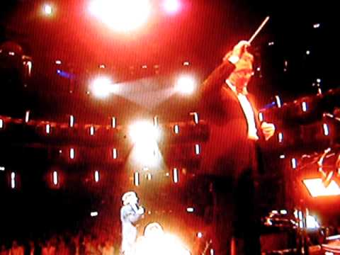 Rod Stewart +guests at the Royal Albert Hall,songs from the the great American song book Trioligy