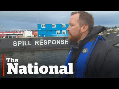 Is Canada Ready For An Oil Spill?