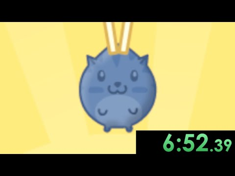 So I decided to speedrun Sushi Cat and it was an emotional rollercoaster