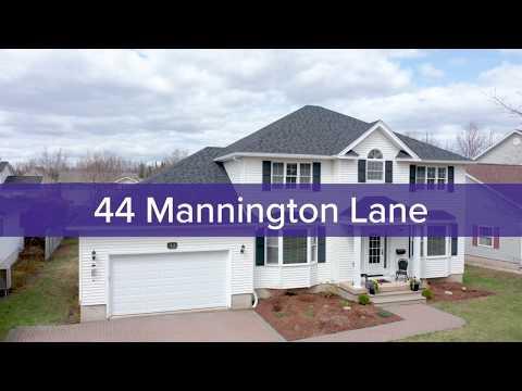 44 Mannington Lane, Fredericton, New Brunswick
