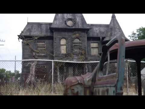 Stephen Kings IT remake film location Oshawa