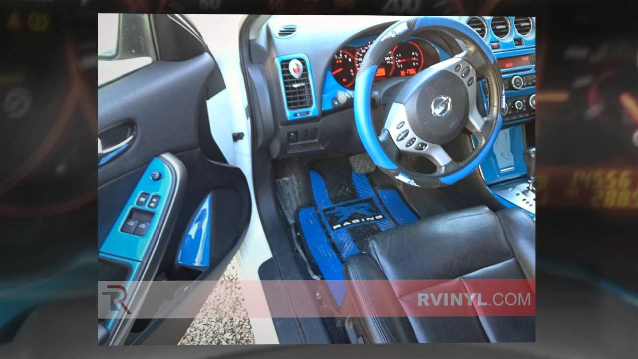Nissan Altima Dash Kits | Custom Dash Kits - YouTube
