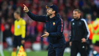 'Those who don't believe should stay home,' says Roma's Di Francesco