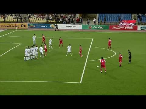 Таджикистан – Афганистан, Товарищеские матчи, Обзор матча 07 06 2019