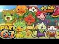 Yo-Kai Watch 2 Bony Spirits and Fleshy Souls - Part 61 - ALL THE NYANS!