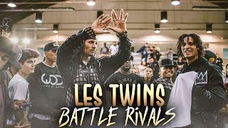 LES TWINS | BATTLE RIVAL DANCERS