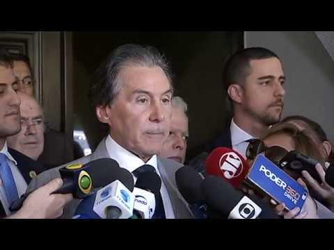 Eunício anuncia comissão mista para discutir texto final do Refis