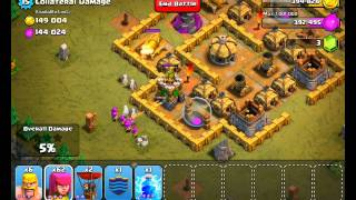 Video Clash of Clans Level 40 - Collateral Damage download MP3, 3GP, MP4, WEBM, AVI, FLV Juni 2017
