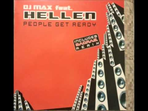 Dj Max Feat. Hellen - People get ready (M.A.D.R.A.S. Radio)