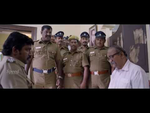 Latest South Indian Murder Investigative Full Movie  Tamil Thriller Mystery Full HD Movie 2018