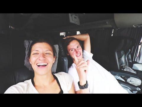 Weltreise Tag 228 • Mit dem Bus von Trujillo nach Cajamarca • Peru • Vlog #024