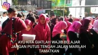 Gambar cover Lirik Lagu Wajib Belajar Hardiknas 2018