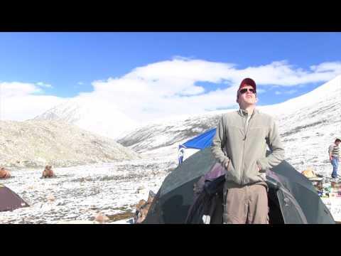 Trekking Through Mongolia (Kobesh Travel)