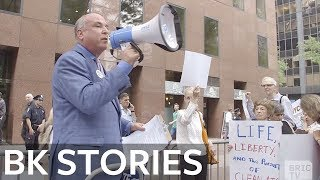 Professional Activist Eric Weltman Fights for Environmental Rights | BK Stories