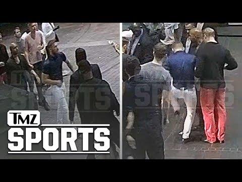 Conor McGregor New Surveillance Video Shows UFC Star Smash and Stomp Phone   TMZ Sports