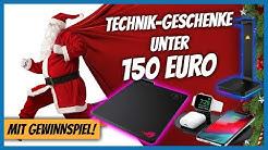 Die besten Technik-Geschenke / Gadgets unter 150 Euro 🎁🎄 (Weihnachten 2019) mit Gewinnspiel