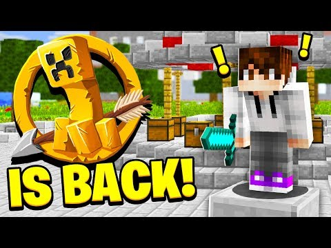 MCSG is FINALLY BACK...