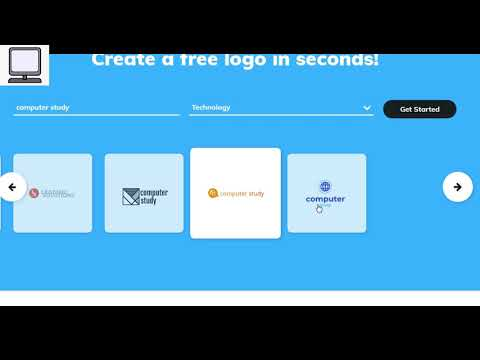 how to create a free logo with free logo designиз YouTube · Длительность: 3 мин54 с