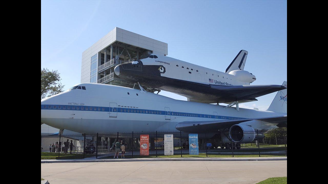 NASA Space Center - Houston, TX - YouTube