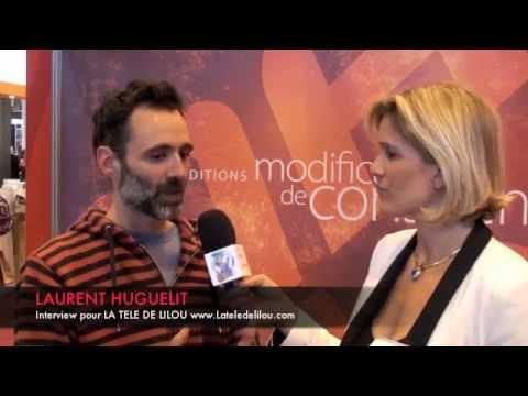 Interview de Laurent Huguelit par Lilou Mace