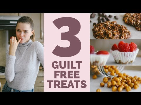 3 Easy & Healthy Snacks | Guilt Free Treats | Holistic Nutritionist, Model, Mommy