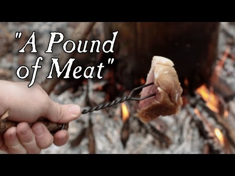 """A Pound of Meat""  Soldier Food in the 18th Century"