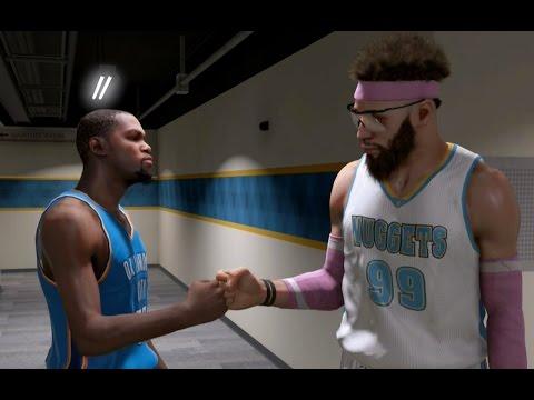 NBA 2K15 MyCareer Playoffs - Round 1 Game 6 vs. Oklahoma City