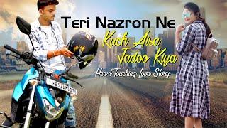 Teri Nazron Ne Kuch Aisa Jadoo Kiya | Romantic Love Story | New Song 2019 | Khichuri