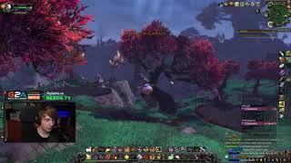 ZOSTAŁEM ZHEJTOWANY PRZEZ AKWARYSTÓW... - World of Warcraft: Battle for Azeroth
