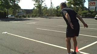 2011 Mission Fitness Challenge:  Horizontal Leap