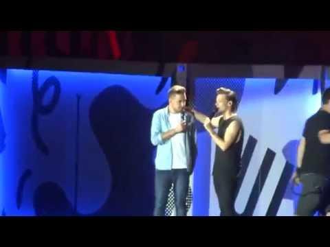 One Direction - No Control - Seattle, WA - July 15, 2015