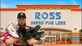 SEARCHING FOR LIMITED SNEAKERS AT ROSS!!!! PART 4!!!!