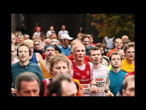 Marathon in Berlin 2007