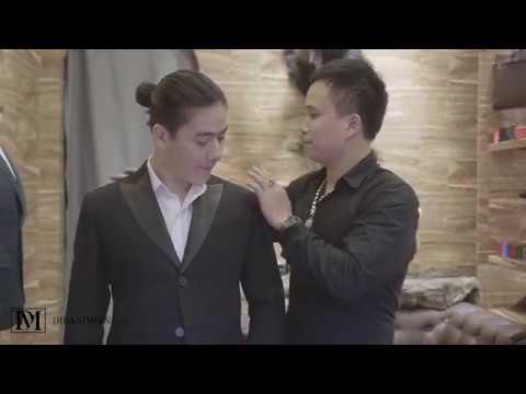 Quy Trình May áo Vest Nam Thủ DILANDMEN - Tailor