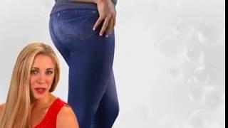 'Jeaneez' - Jeans en Legging in één