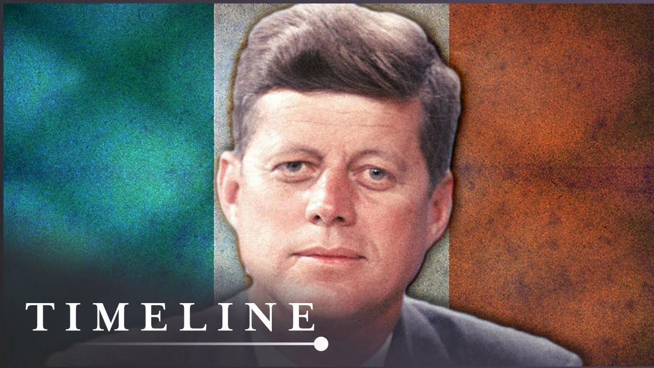 The Real Story Of JFK's Irish Inner Circle | Kennedy's Irish Mafia | Timeline