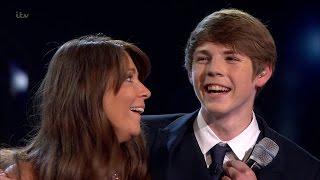 Download lagu Mel and Jamie - Britain's Got Talent 2016 Semi-Final 1