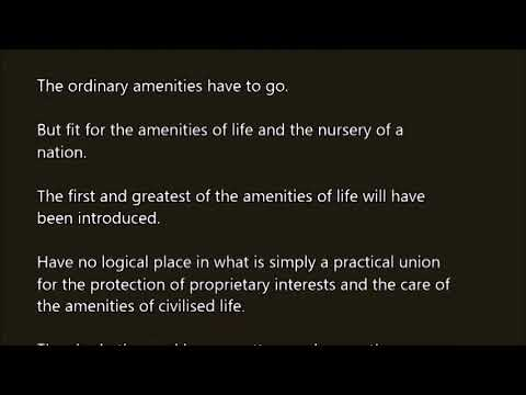 AMENITIES word in sentence with pronunciation - YouTube