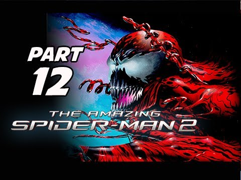 The Amazing Spider-Man 2 Walkthrough Part 12 - Cletus Kasady (PS4 1080p Gameplay)