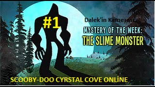 Scooby Doo Crystal Cove Online