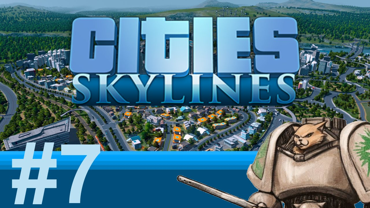 how to build highways that go up cities skylines