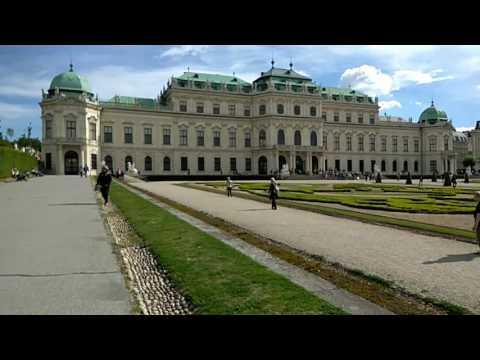 Vienna Belvedere museum, Austria 2017