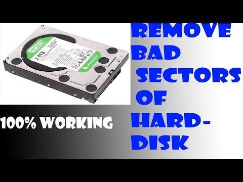 How To Repair Bad Sector Hard Disk In Window Urdu & Hindi 2017