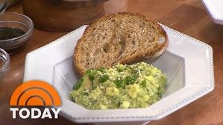 Katie Quinn's Asian-Inspired Avocado Mash, Avocado Fries Recipes   TODAY
