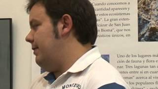 """El caballero de los espejos - Exposición fotográfica """"Biomas"""""""