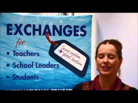 Teacher Exchange- Unlike anything else