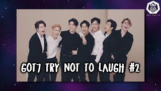 Got7 Try Not to Laugh Challenge #2