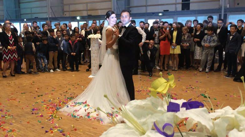Un mariage des cultures française et turque à Châteaubriant